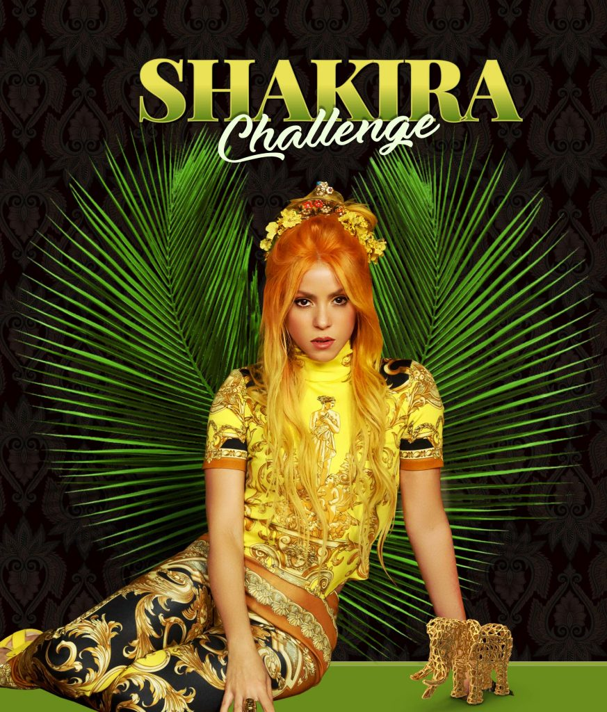 Shakira Challenge